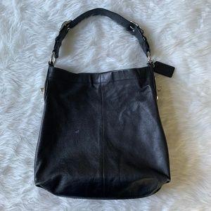 COACH Black Shoulder Bag